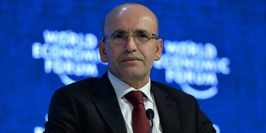 Başbakan Yardımcısı Şimşek Davos'ta Yoğun Mesai Yapacak