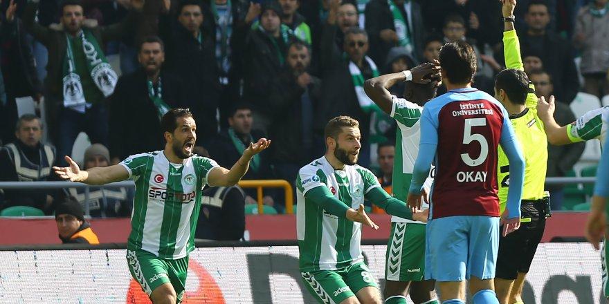 Konyaspor'dan sert tepki: ARTIK YETER