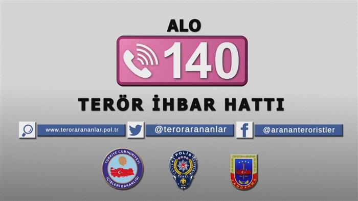 Terörle mücadeleye vatandaş desteği