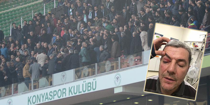 Konyaspor'u savunduk