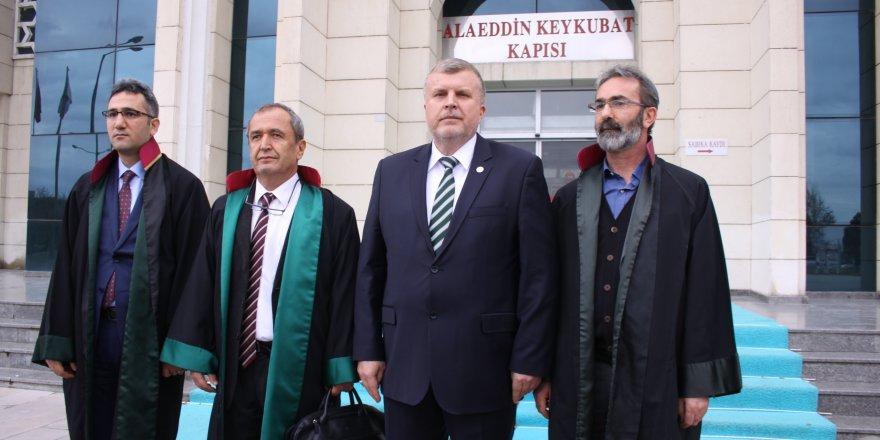 Ahmet Şan beraat etti