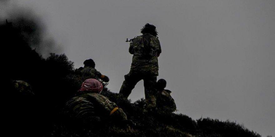 Zeytin Dalı Harekatı'nda kaç terörist öldürüldü