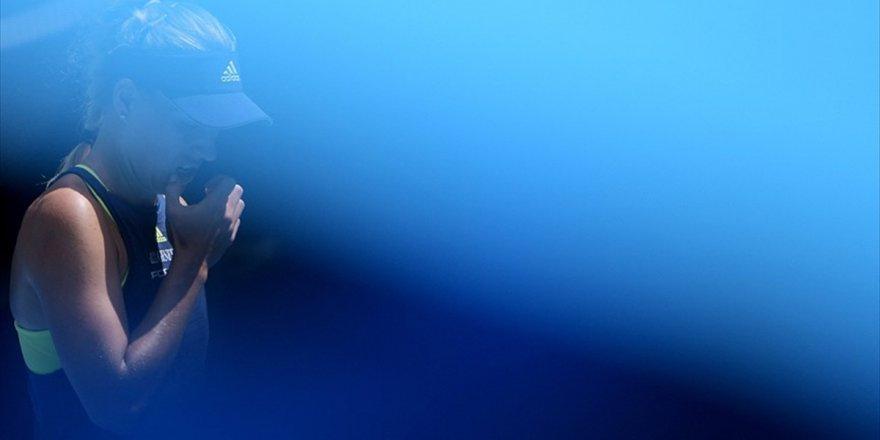 Avustralya Açık'ta Angelique Kerber Yarı Finalde