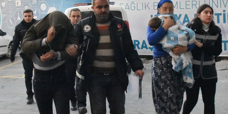 Konya'da uyuşturucu operasyonunda 27 tutuklama