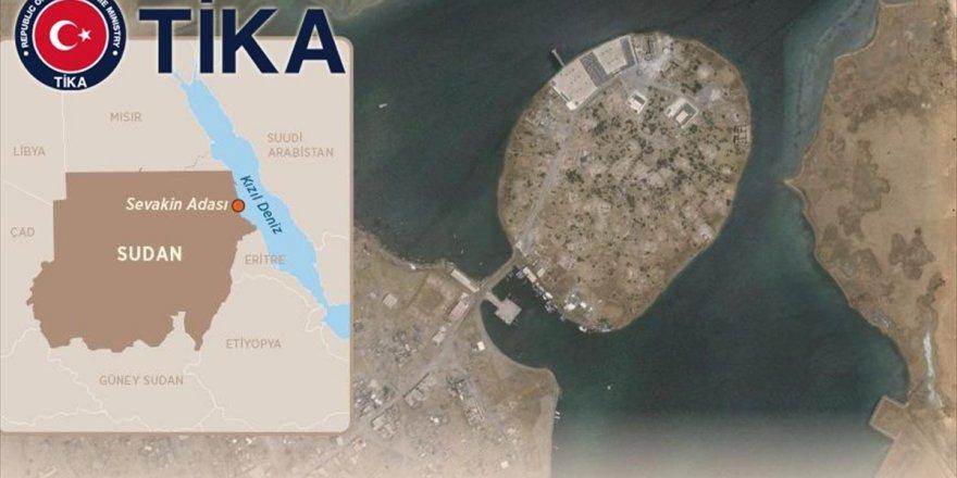 Tika, Sevakin Adası'nda Çalışmalara Başladı