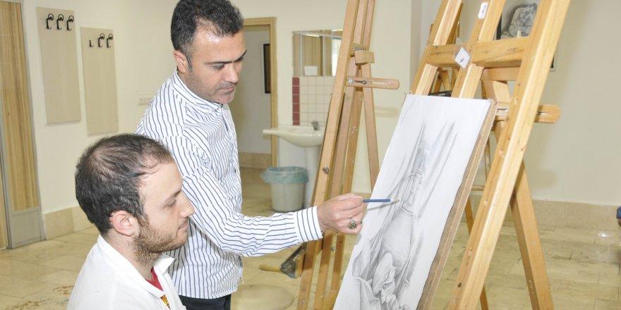 SÜ Güzel Sanatlar 200 ödül aldı