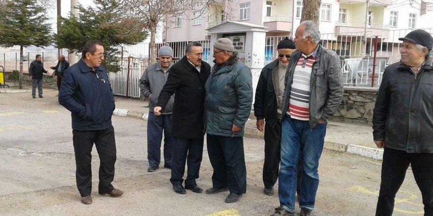 Seydişehir'de Hasbihal Buluşmaları