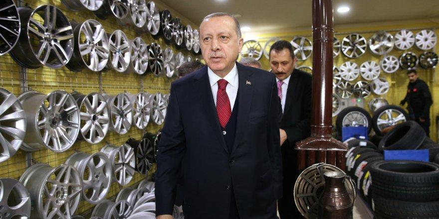 Erdoğan: Afrin dediğimiz anda bu millet hazır