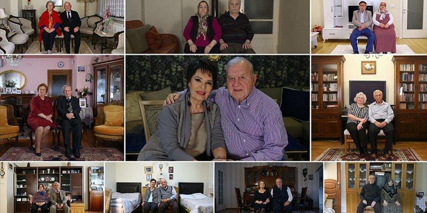 Yarım Asırlık Aşıklar Uzun Evliliklerinin Sırrını Anlattı