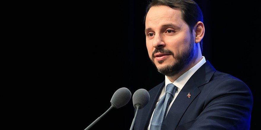 Enerji Ve Tabii Kaynaklar Bakanı Albayrak: Kimsenin Kktc Devletini Yok Saymasına İzin Vermeyeceğiz