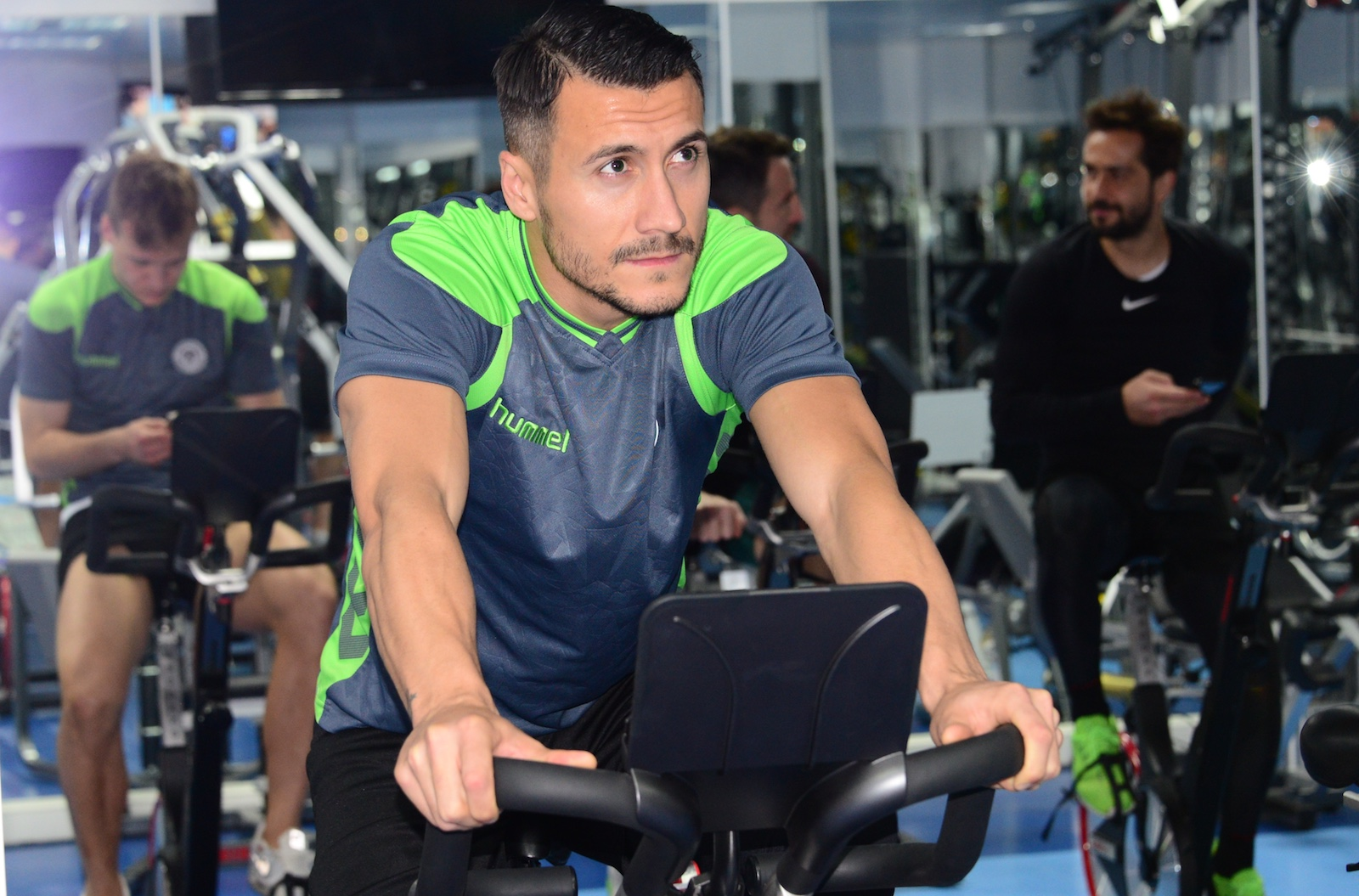 Atiker Konyaspor ara vermedi