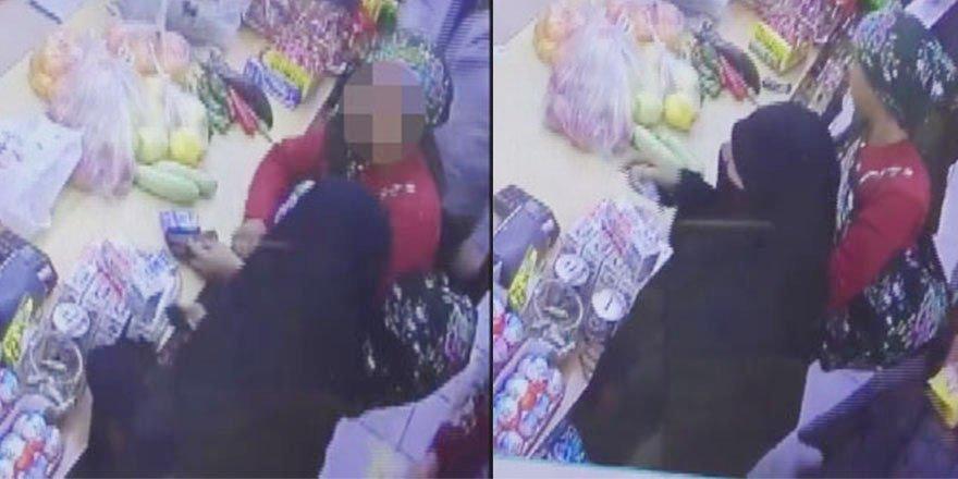 Havzan Mahallesinde sadaka kutusu hırsızlığı