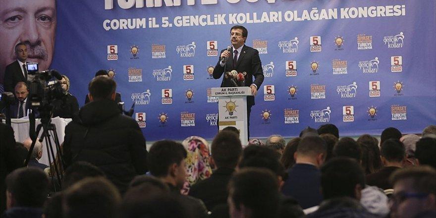 Ekonomi Bakanı Zeybekci: Türkiye Bu Yılın Sonu İtibariyle Yüzde 7,1 Büyüyecek