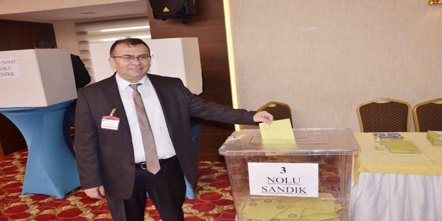 """İMO Konya'da """"BİRLİK GRUBU"""" kazandı"""