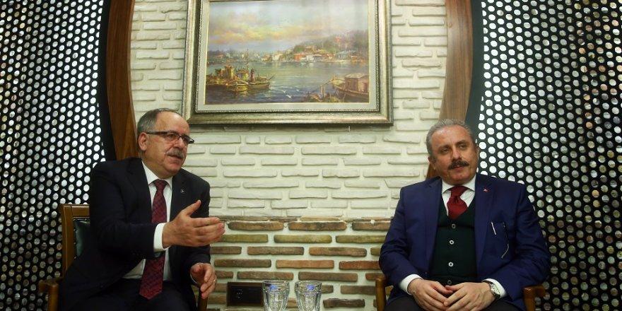 Erdoğan-Bahçeli Görüşmesinde tam mutabakat