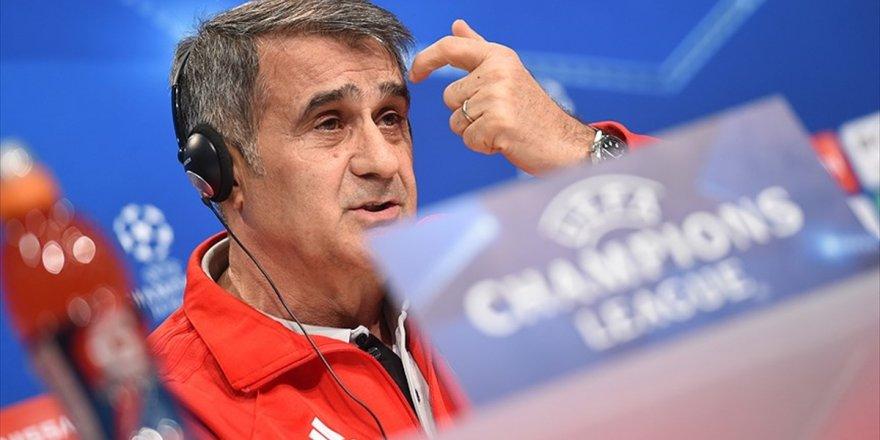 Beşiktaş Teknik Direktörü Güneş: İlk Defa Kendimizi Favori Olarak Görmüyoruz