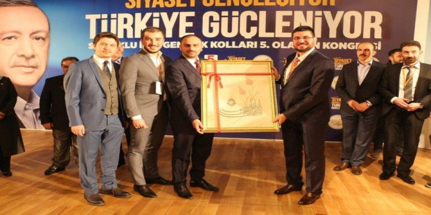 Selçuklu AK Gençlik'te Osman Şahin dönemi