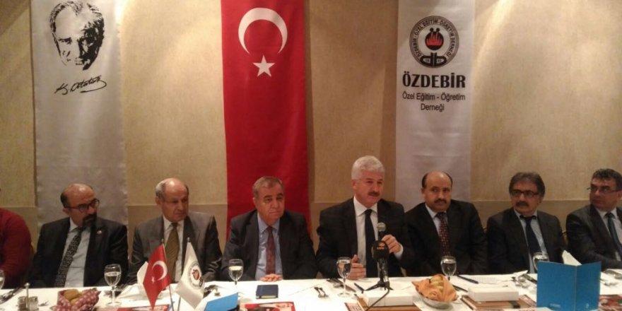 Eğitimin sorunları Konya'da masaya yatırıldı