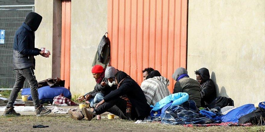 Fransa'da Yeni Sığınmacı Yasa Tasarısı Hazırlandı