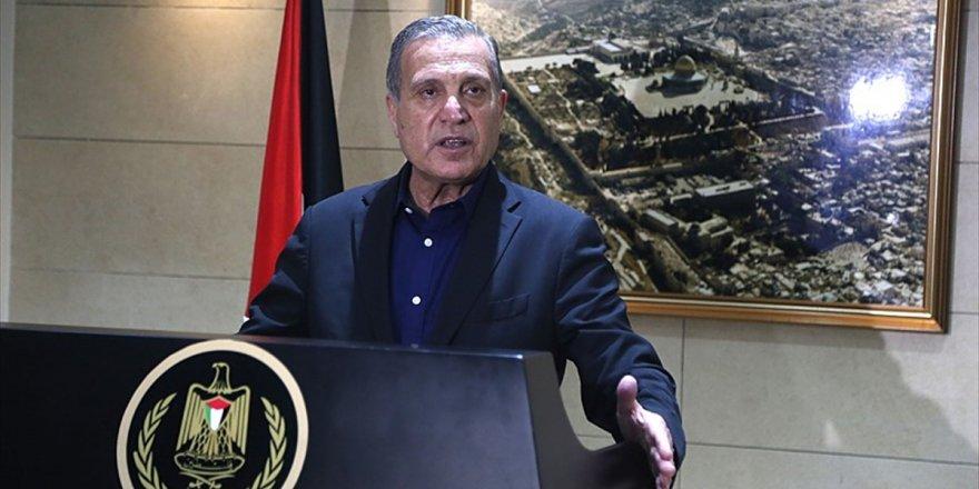 Filistin'den Abd'nin Büyükelçilik Kararına Tepki