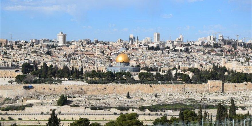 'Abd Büyükelçiliğini 14 Mayıs'ta Kudüs'e Taşıyacak'