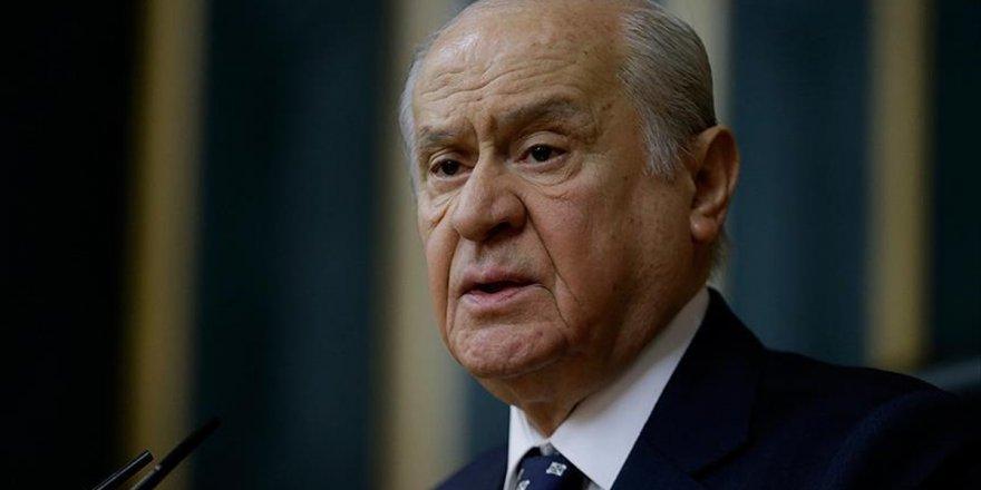Mhp Genel Başkanı Bahçeli'nin Himayesinde 'Ülkü Evleri Vakfı' Kuruldu