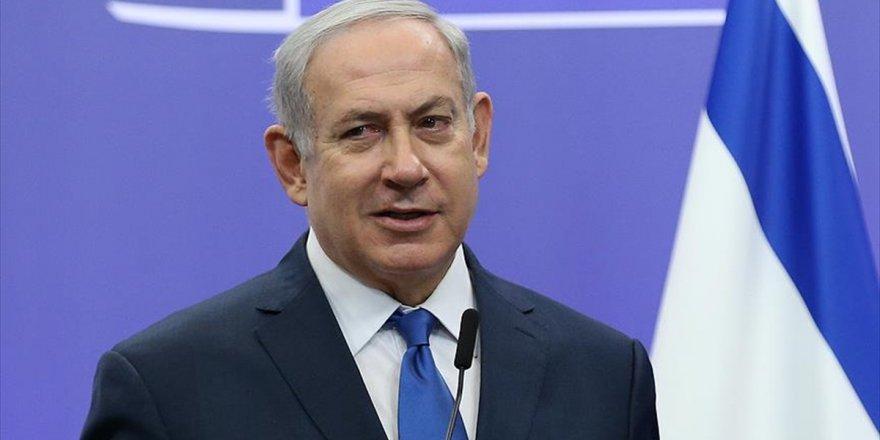 Netanyahu'dan Kudüs Büyükelçiliği İçin Trump'a Övgü
