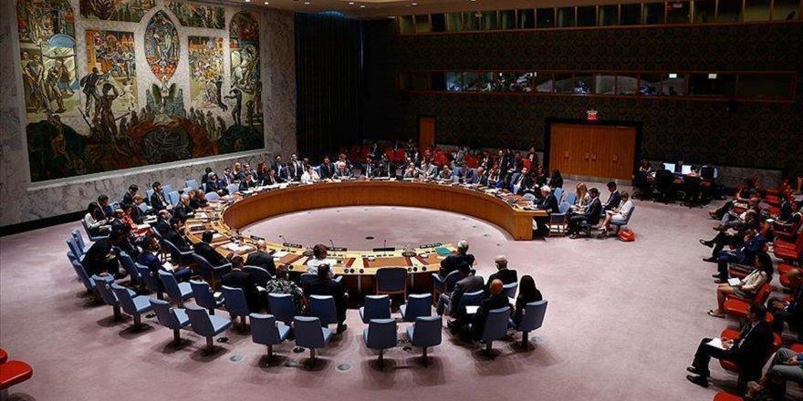 Bmgk'de Suriye'de 'İnsani Ateşkes' Tasarısının Oylaması Ertelendi