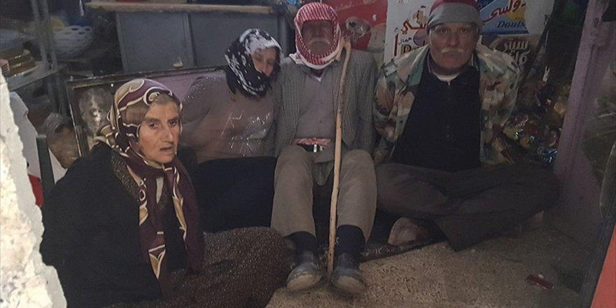 Teröristler İhtiyar Köylüleri Bağlayıp Mayınla Tuzakladı