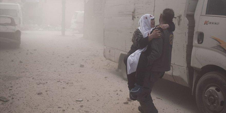 """Güncelleme - Bmgk, Suriye'de Bir Ay """"İnsani Ateşkes"""" Kararı Aldı"""