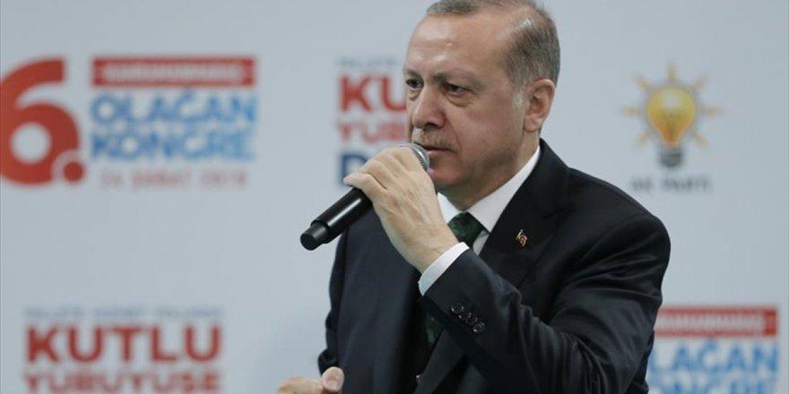 'Bize Terör Örgütleri Üzerinden Yapılanlar Sakalımızı Kesmeye Benzer'