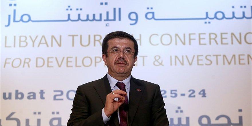 Zeybekci'den Türk Müteahhitlerin Libya'daki Sorunlarına İlişkin Açıklama