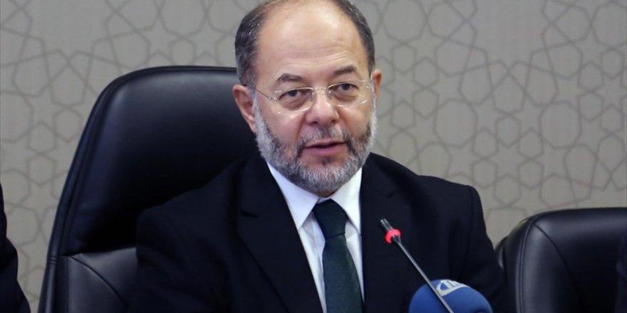 Başbakan Yardımcısı Akdağ'dan 'İttifak' Açıklaması