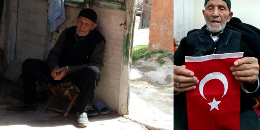 Çanakkale şehidinin 103 yaşındaki oğlu, Afrin'de şehit olmak istiyor