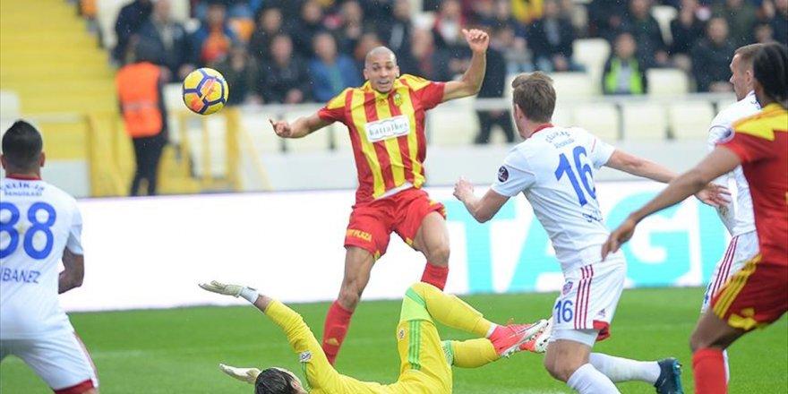 Malatyaspor 3 Puanı 3 Golle Aldı
