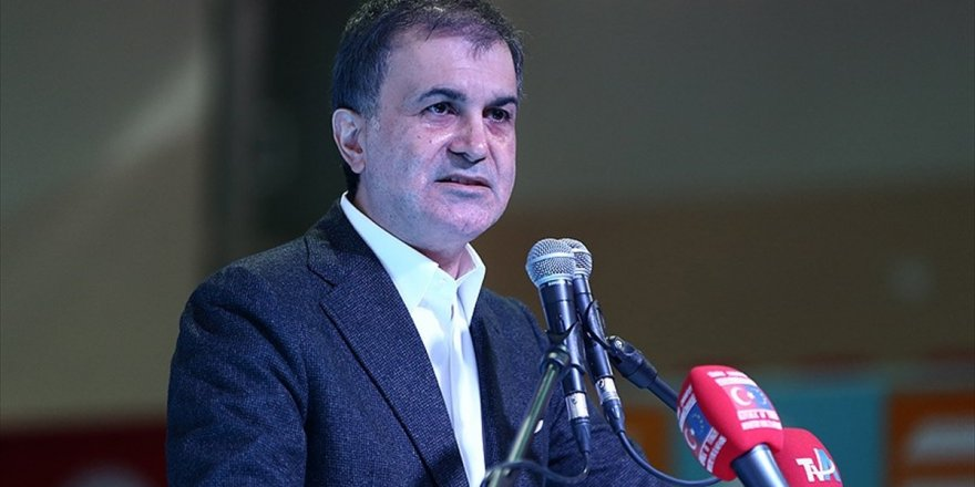 Ab Bakanı Çelik: Abd Başkanının Kudüs Girişimi Vahim Bir Duruştur