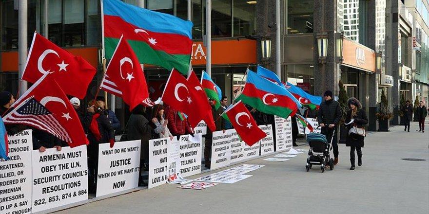 Hocalı Katliamı Abd'de Protesto Edildi