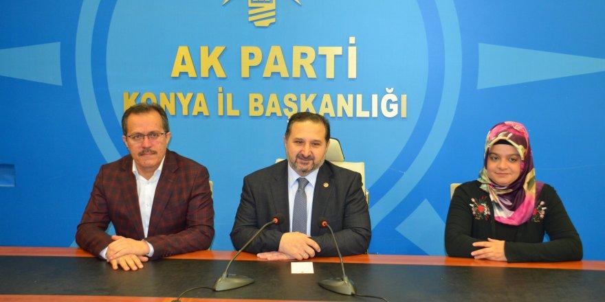 Milletvekili Özdemir, gündemi değerlendirdi