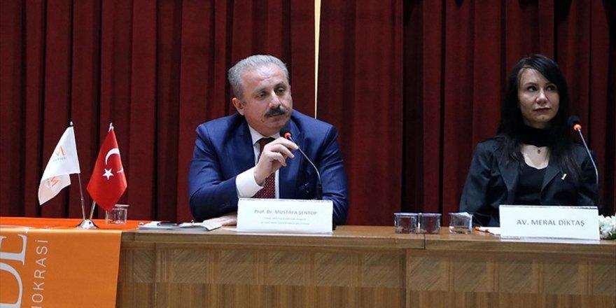 Tbmm Anayasa Komisyonu Başkanı Şentop: 28 Şubat'ta Türkiye İki Büyük Ekonomik Krizini Yaşadı