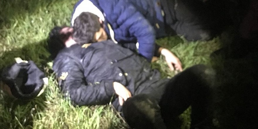 Cezaevi Firarileri Uyuyakalınca Yakalandı