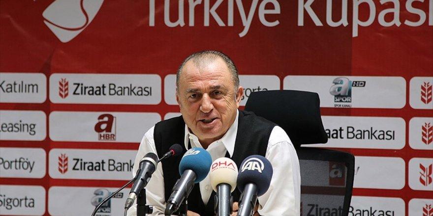 Galatasaray Teknik Direktörü Terim: Belki Oyun Keyifli Değil Ama Skor Keyifli, Bir Avantaj
