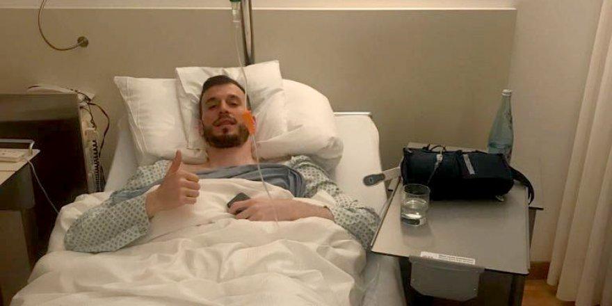 Filipovic ameliyat oldu