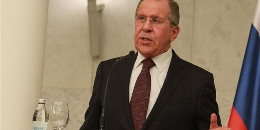 Lavrov'dan 'Rus Casus' Açıklaması