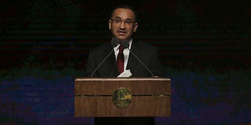 Başbakan Yardımcısı Bozdağ: İyiliğin Yaygınlaştığı Toplumlarda Huzur Ve Barış Artar