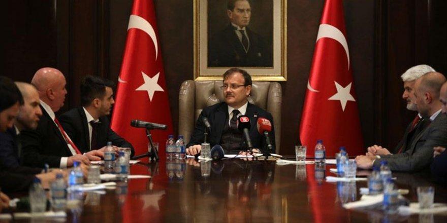 Başbakan Yardımcısı Çavuşoğlu: Türkiye Sivillerin Zarar Görmemesi İçin Azami Dikkat Göstermekte