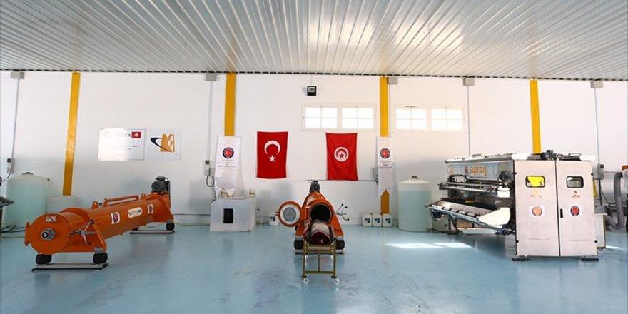 Tika'dan Tunus Geleneksel El Halıcılığına Maddi Destek