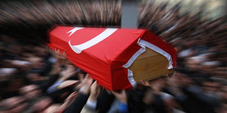 Zeytin Dalı Harekatı'nda Yaralanan Asker Hastanede Şehit Oldu