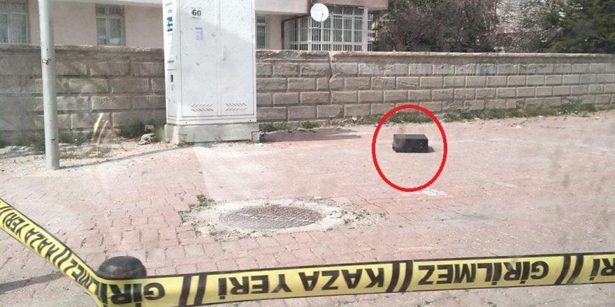 Konya'da Şüpheli Paket Paniğe Neden Oldu