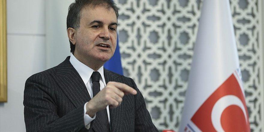 Ab Bakanı Ve Başmüzakereci Çelik: Terör Koridorlarına En Ağır Darbe Vuruldu