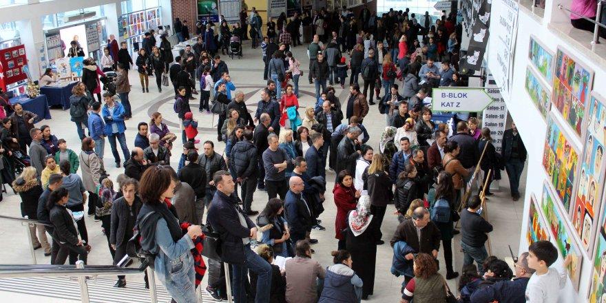520 kişilik kontenjan için 12 bin 108 öğrenci ter döktü